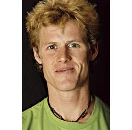 Extrem Ehrlich: Stephan Siegrist. Bild: Dirk von Nayhauß.