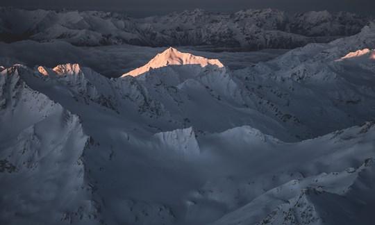 Vreni vom Berg - Elbrus und Ushba