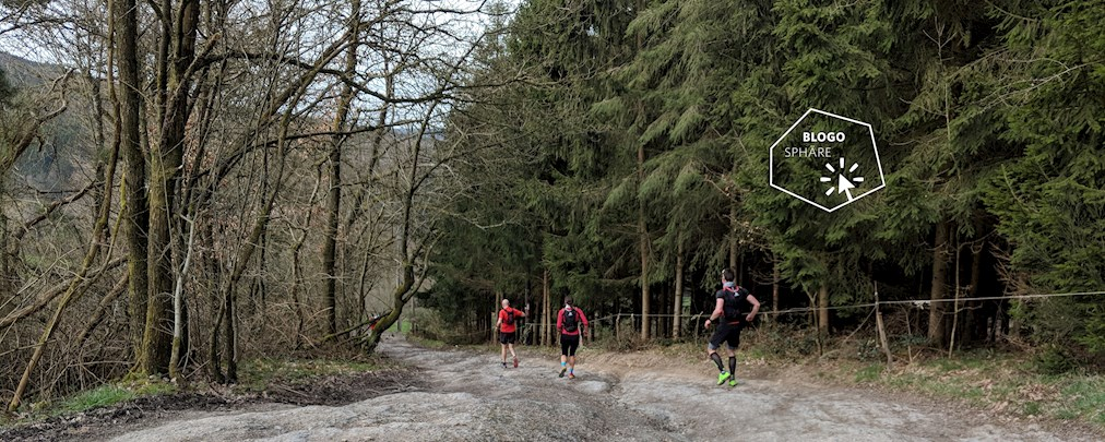 Trailrunning in Belgien