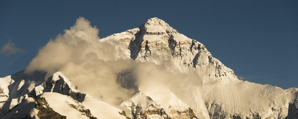 Zahlen und Fakten zum höchsten Berg der Welt
