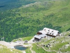 Das Naturfreundehaus.