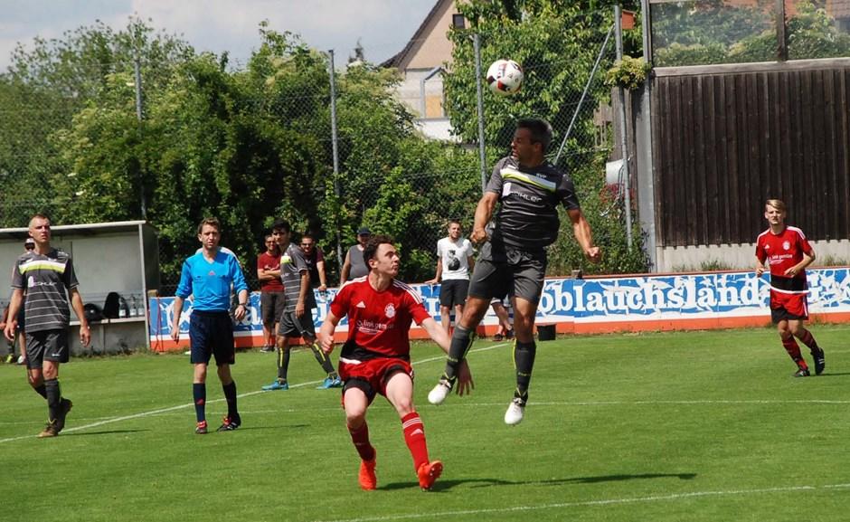 A-Klasse Nürnberg/Frankenhöhe 7, 25. Spieltag