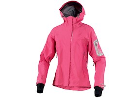 Hinreißend: Wild Roses Pink Carbon Jacket