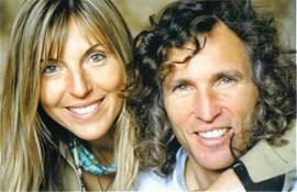 Ehepaar: Tanja Valérien-Glowacz und Stefan.