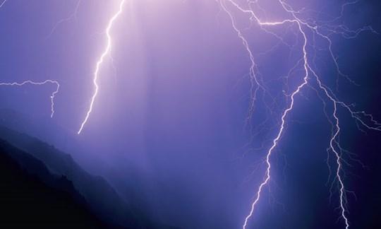 Gewitter in den Bergen: Ein atemberaubendes Naturschauspiel, aber immer auch eine Bedrohung.