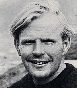 Namesgeber der Direttissima: John Harlins.