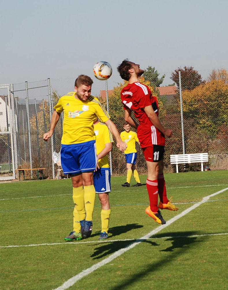 A-Klasse Nürnberg/Frankenhöhe 6, 9. Spieltag