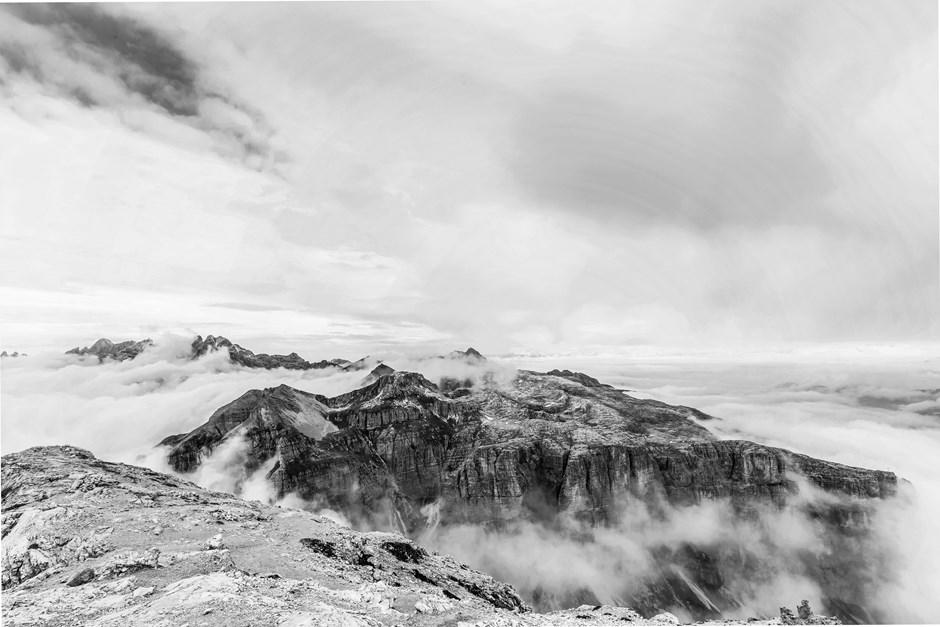 Einklang mit den Bergen