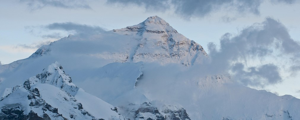 Der Mount Everest