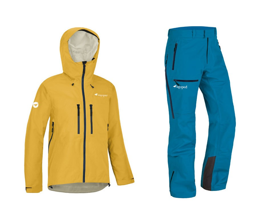 "Lagoped ""EVE jacket and SUPA Pant"""