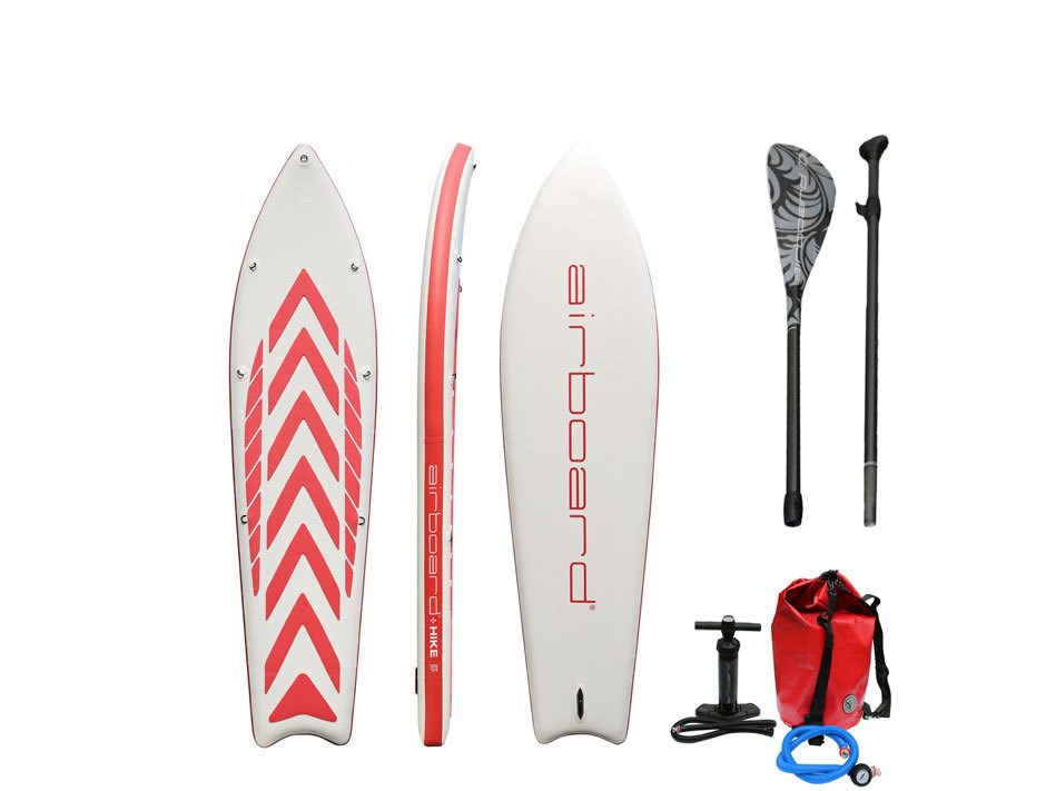 Airboard Climbing Ultralight SUP Concept