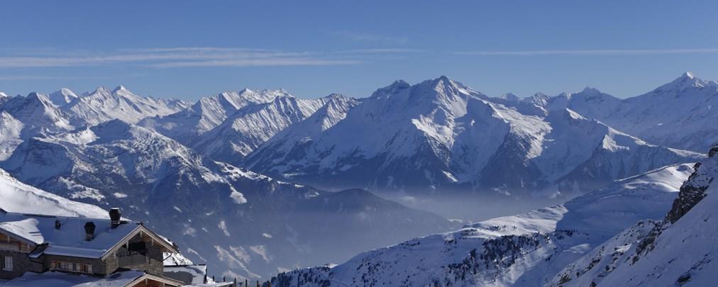 Wedelhütte im Skigebiet Hochzillertal