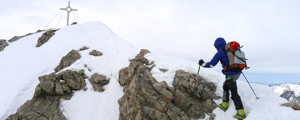 Großer Krottenkopf, Krottenkopf, Allgäuer Alpen, Skitour, Tourentipp, Tourenreportage, Lieblingsberg