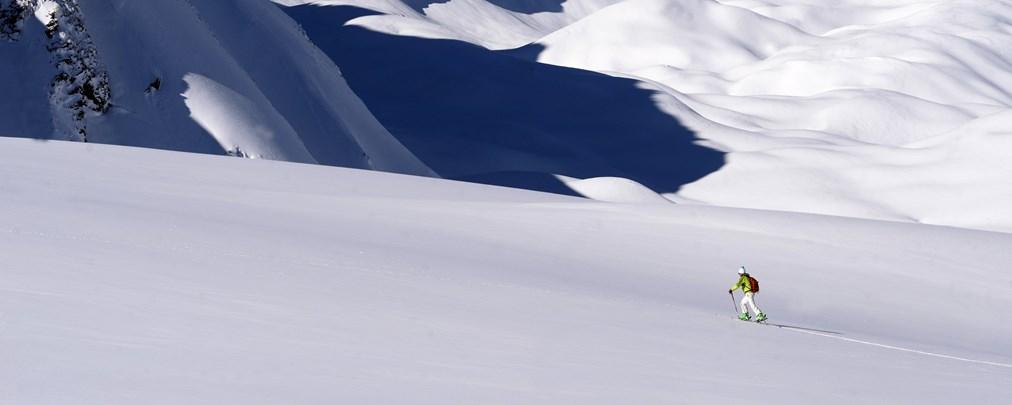 Die Lawinenlage in den Alpen