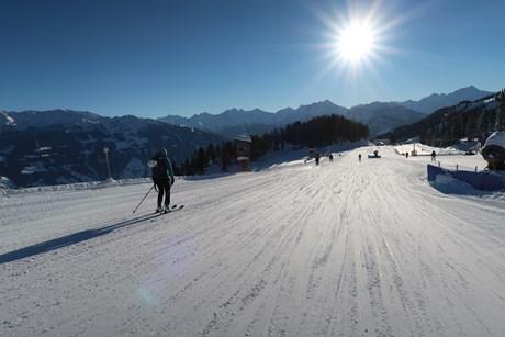 Schritt für Schritt: Winterklettersteig Hochzillertal