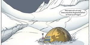 Hochtouren: Die besten Cartoons von Sojer