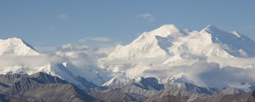 Denali: Der höchste Berg Nordamerikas