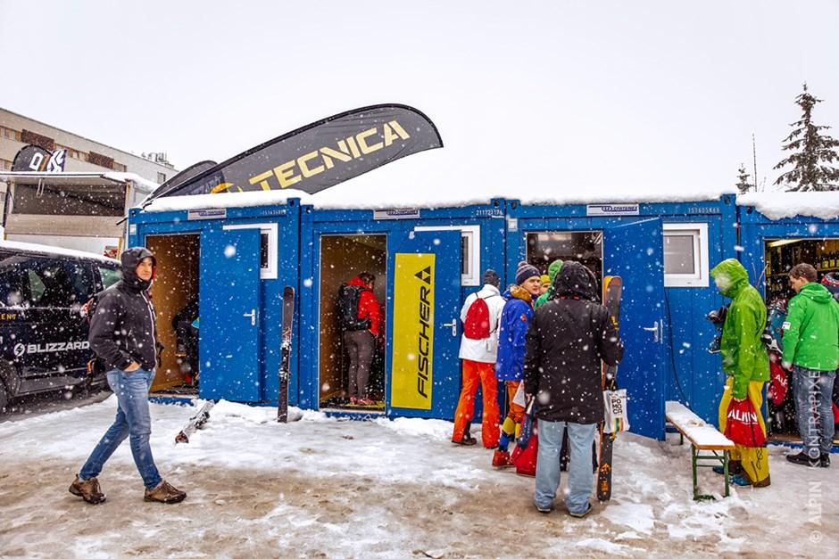 ALPIN-Tiefschneetage in Fieberbrunn