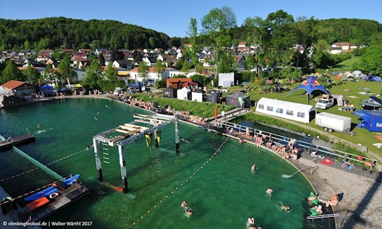 Open-Air-Festival Location: Das Königsteiner Naturfreibad.