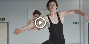 Adam Ondra macht jetzt Ballett