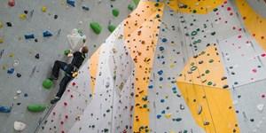 Mit Spaß nach oben: 14. Tölzer Stadtmeisterschaft im Klettern