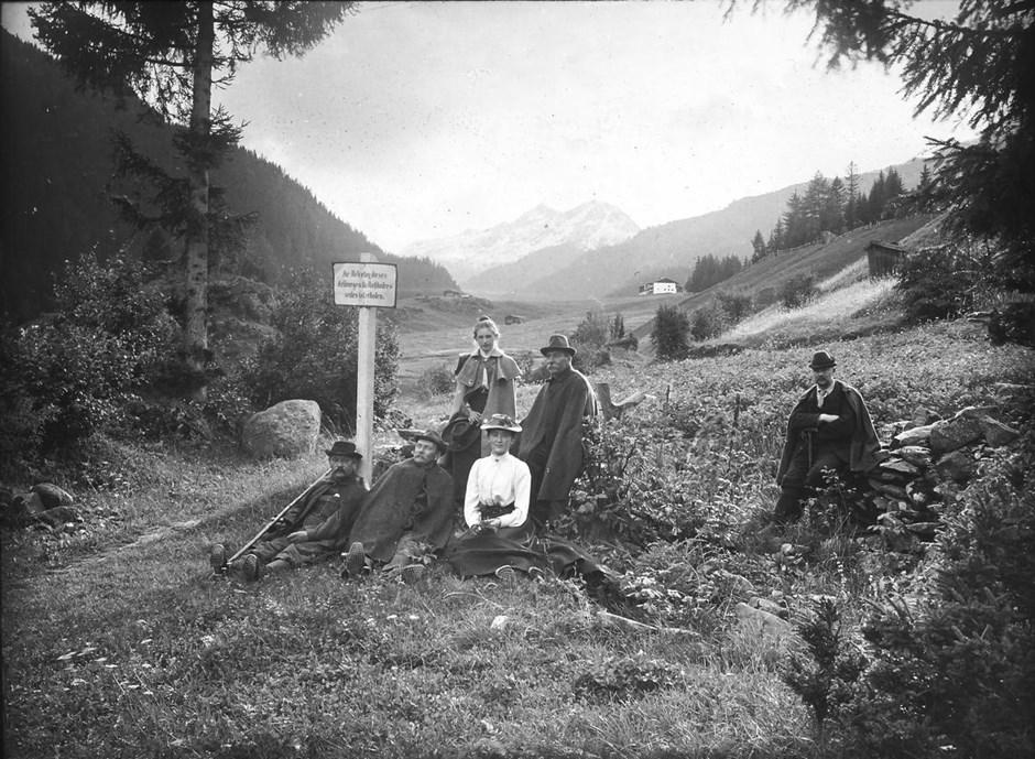 Frauen im Alpenverein