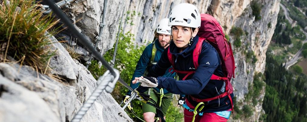 Vaude Klettersteig-Camp: Gewinner ermittelt