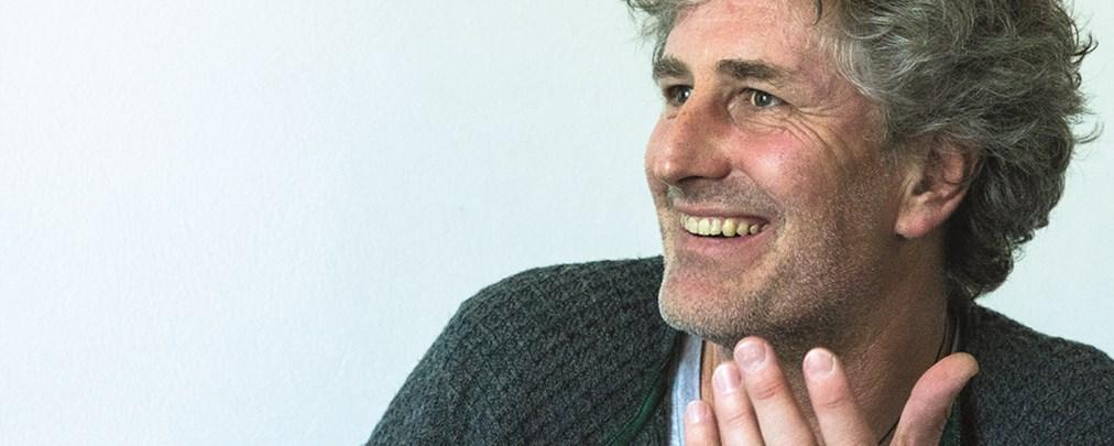 Im Gespräch: Bergführer und Psychologe Jan Mersch