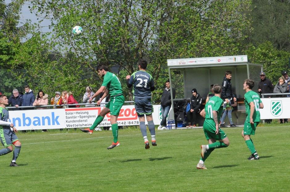 Bezirksliga Mittelfranken Süd, 33. Spieltag