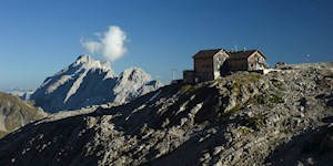 Totalphütte: Sektion Vorarlberg bittet um Spenden