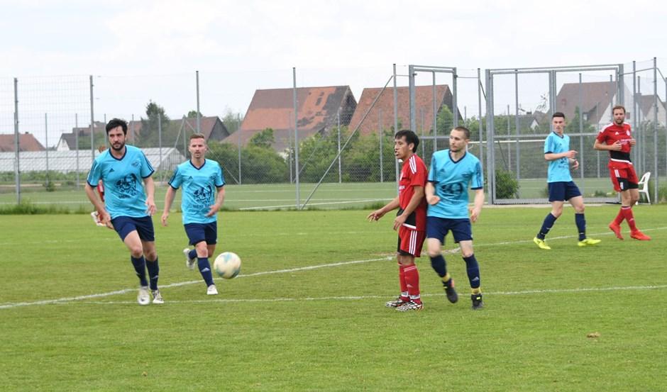 A-Klasse Nürnberg/Frankenhöhe 6, 23. Spieltag