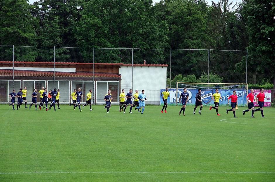 Kreisliga-Relegation, 1. Runde