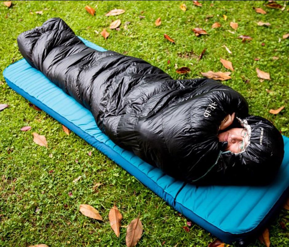 Kategorie Schlafsäcke