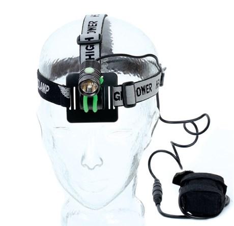 Produkttest: Stirnlampen