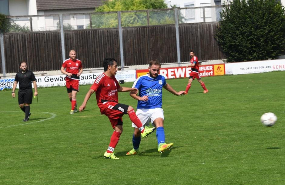 A-Klasse Nürnberg/Frankenhöhe 7, 2. Spieltag