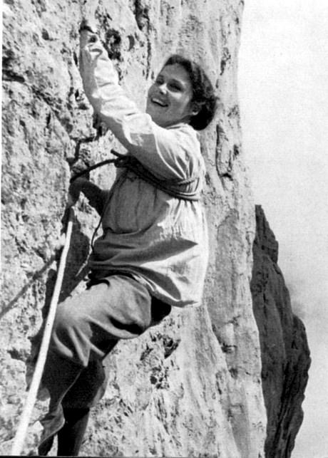 SchlauBERGer: Bergpionierinnen
