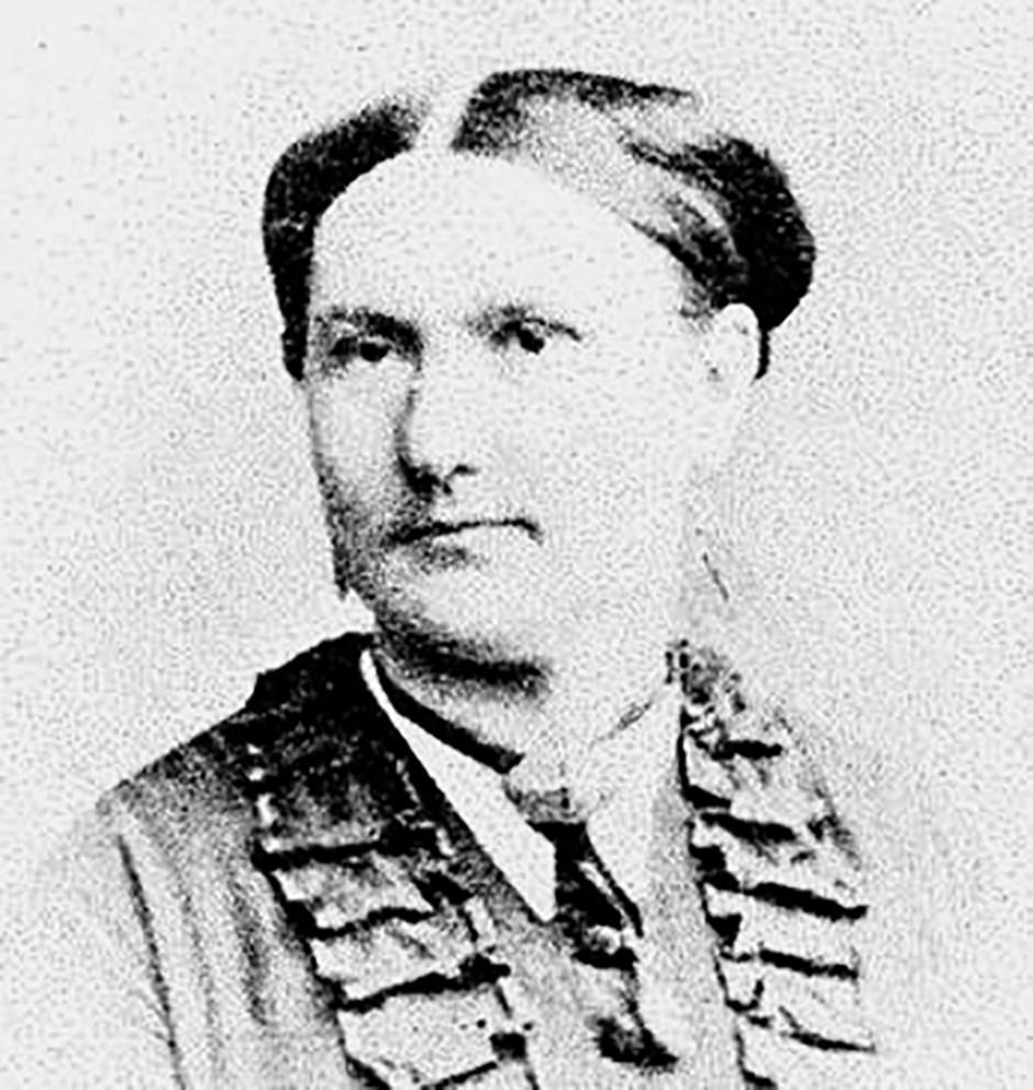 Lucy Walker: *1836, †10.9.1916