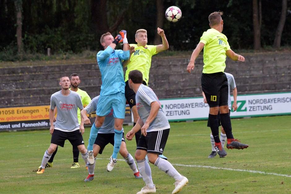 Kreisklasse Erlangen/Pegnitzgrund 1, 4. Spieltag