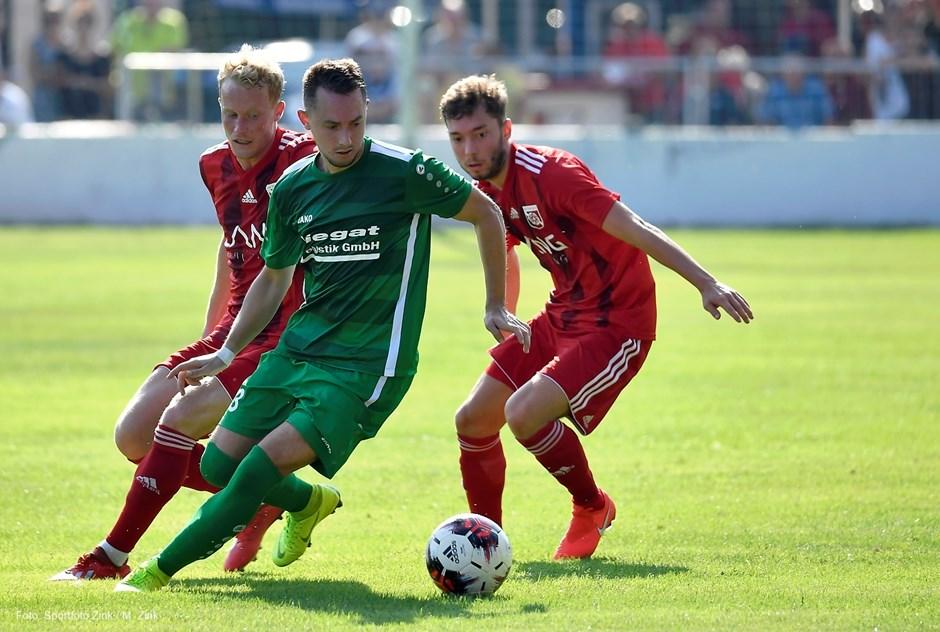 Landesliga Nordost, 9. Spieltag