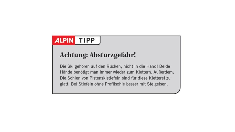 ALPIN Tipp