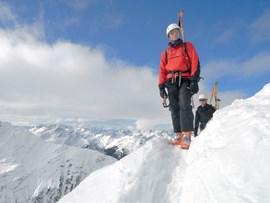 Arlberger Winterklettersteig