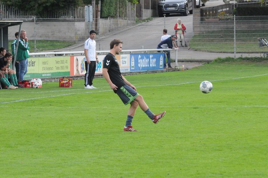 Bezirksliga Mittelfranken Süd, 10. Spieltag