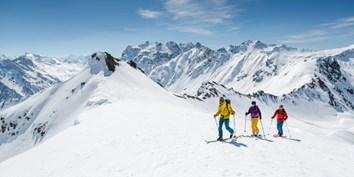 Skitour Gargellen - Tschagguns