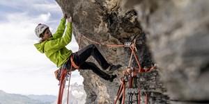 Eiger: Jasper realisiert Solo-Erstbegehung in der Nordwand