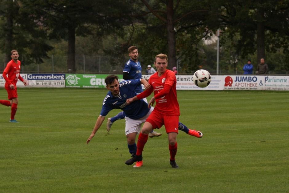 Bezirksliga Mittelfranken Nord, 11. Spieltag