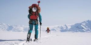 Video: Erste Skiabfahrt vom Lhotse