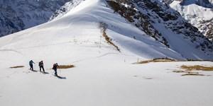 Transalp, Rappenspitze: Die GPS-Tracks der Dezember-Ausgabe
