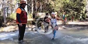 Video: Dahlmeier bei Berglauf-WM