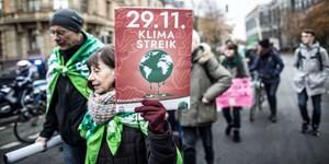 Globaler Klimastreik am 29. November