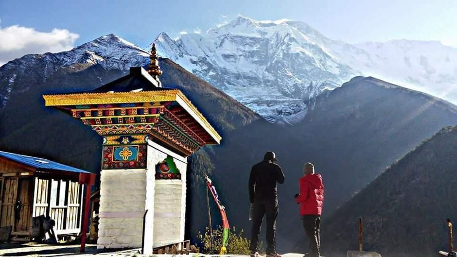 Upper Pisang / Annapurna Circuit